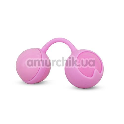 Вагинальные шарики Vibrating Bell Balls, розовые