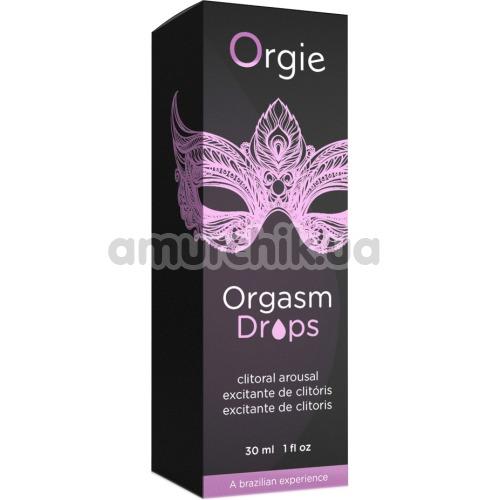 Стимулирующая сыворотка для женщин Orgie Orgasm Drops, 30 мл