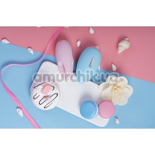 Клиторальный вибратор Svakom Cookie, розовый
