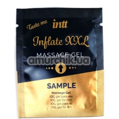 Гель для увеличения пениса Intt Inflate XXL Massage Gel, 2 мл - Фото №1