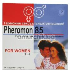 Эссенция феромона Pheromon 85 №2 - реплика Calvin Klein Obsession, 5 мл для женщин - Фото №1