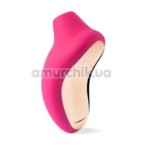 Симулятор орального секса для женщин Lelo Sona Pink (Лело Сона Пинк), розовый