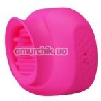 Клиторальный вибратор Pretty Love Estelle, розовый - Фото №1