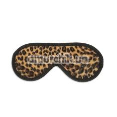 Маска на глаза Пикантные Штучки, леопардовая - Фото №1