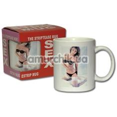 Чашка Striptease Becher - девушка - Фото №1