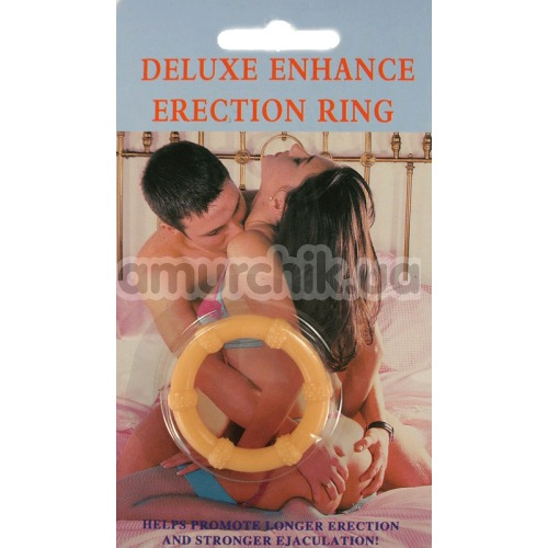 Кольцо-насадка Deluxe Enhance Erection Ring