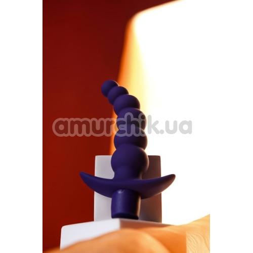 Анальная пробка с вибрацией ToDo Anal Vibrator Dandy, фиолетовая