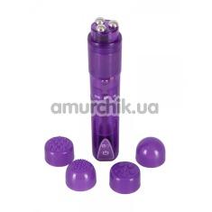Клиторальный вибратор Vibrant Portable Vibrator, фиолетовый