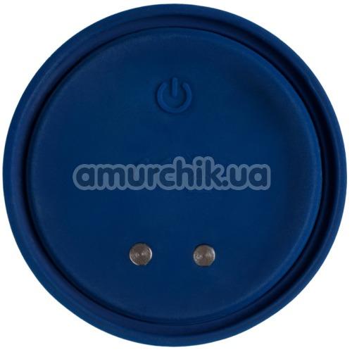 Анальная пробка с вибрацией O'Play Prime Anal Plug 221003, синяя