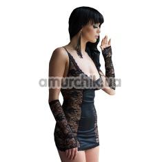 Комплект Evie: комбинация + перчатки - Фото №1