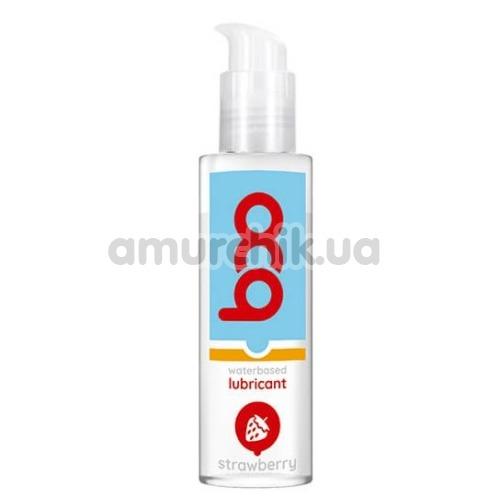 Лубрикант Boo Waterbased Lubricant Strawberry - клубника, 50 мл