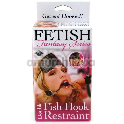 Кляп Double Fish Hook Restraint