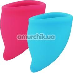 Менструальная чаша Fun Factory Fun Cup Menstrual Cup A, 2 шт - Фото №1