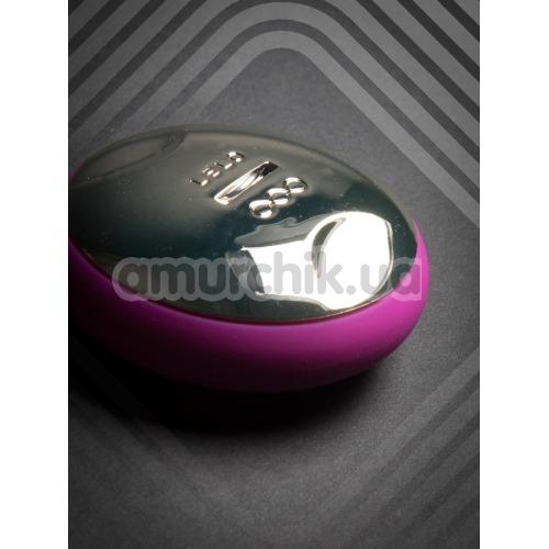 Вибратор Lelo Tiani 3 Deep Rose (Лело Тиани 3), фиолетовый