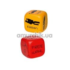 Секс-игра кубики Liebeswurfel - Фото №1