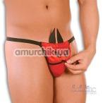 Трусы-стринги мужские Thong чертенок (модель 4447) - Фото №1