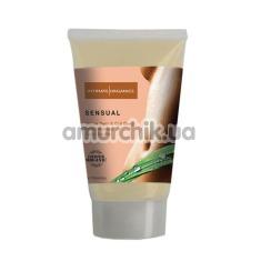 Суфле для тела Intimate Organics Sensual Body Souffle - какао и ягоды Годжи, 150 мл - Фото №1