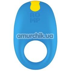 Виброкольцо Romp Juke, голубое - Фото №1