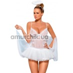 Костюм ангела Obsessive Swangel, белый - Фото №1