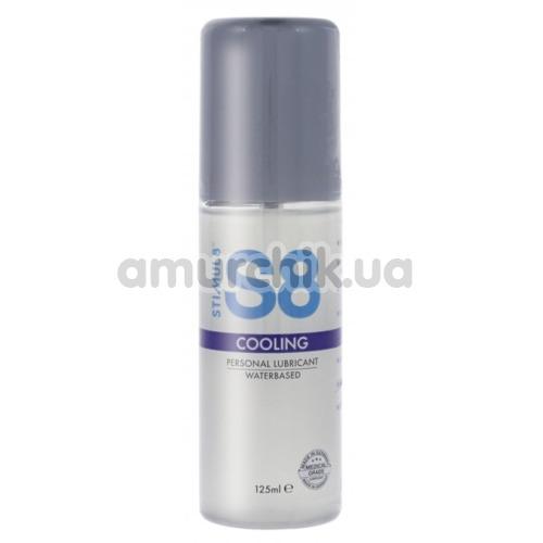 Лубрикант Stimul8 S8 Cooling с охлаждающим эффектом, 125 мл