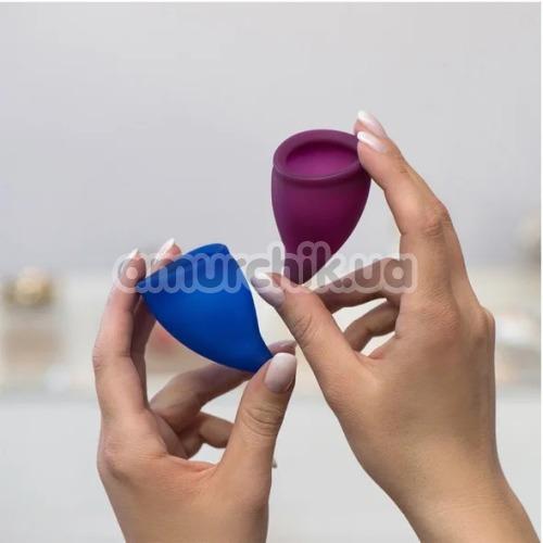 Менструальная чаша Fun Factory Fun Cup Menstrual Cup B, бордовая