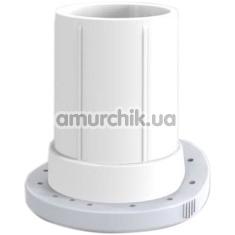 Смягчающая площадка для гидропомпы Bathmate X30 Hydromax 7 Long Insert, белая - Фото №1