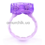 Виброкольцо Brazzers RF007, фиолетовое - Фото №1