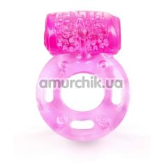 Виброкольцо Brazzers RC001, розовое - Фото №1