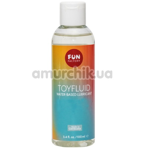 Лубрикант Fun Factory ToyFluid Essentials, 100 мл