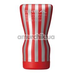 Мастурбатор Tenga Squeeze Tube Cup - Фото №1