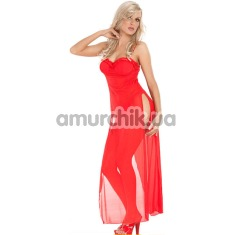 Комбинация-платье Viva красное