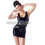 Мини-платье Late X, чёрное