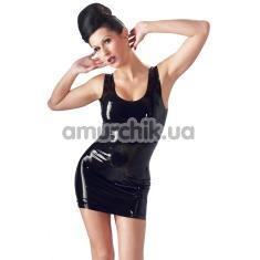 Мини-платье Late X, чёрное - Фото №1
