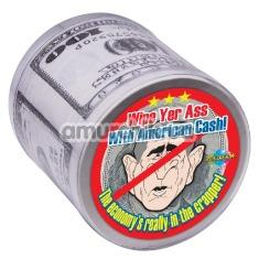 Туалетная бумага - прикол Wipe Your Ass With American Cash - Фото №1