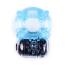 Виброкольцо Brazzers RC011F, голубое - Фото №2