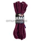 Веревка Feral Feelings Shibari 8м, фиолетовая - Фото №1