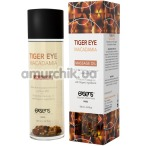 Массажное масло Exsens Tiger Eye Macadamia Massage Oil - тигровый глаз и макадамия, 100 мл - Фото №1