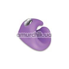 Вибронапалечник KEY Pyxis Finger Massager, фиолетовый - Фото №1