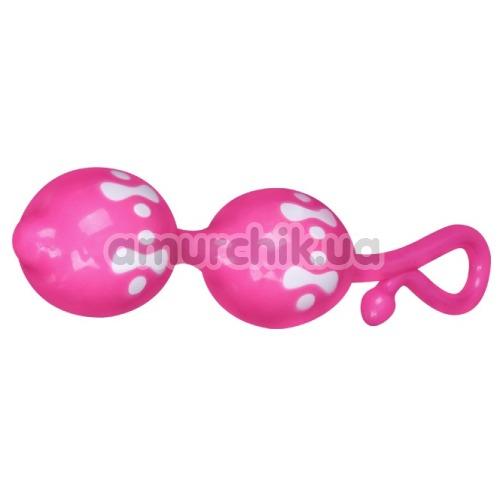 Вагинальные шарики Orgasmic Balls, розовые