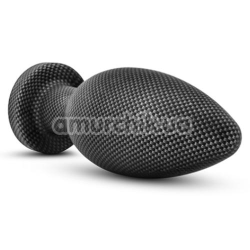 Анальная пробка Spark Silicone Plug Large, черная