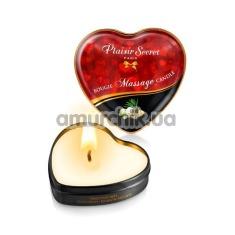 Массажная свеча Plaisir Secret Paris Bougie Massage Candle Exotic Fruits - экзотические фрукты, 35 мл - Фото №1