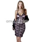 Платье Cotelli Collection 2712342, фиолетовое - Фото №1