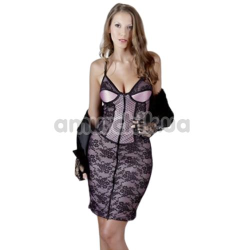 Платье Cotelli Collection 2712342, фиолетовое