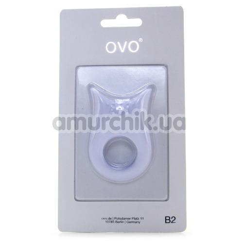 Виброкольцо OVO B2, белое