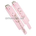 Фиксаторы Пикантные Штучки DP140, розовые - Фото №1