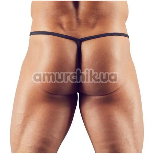 Трусы-стринги мужские Svenjoyment Underwear 2110962, черные