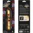 Клиторальный вибратор Rocks-Off Lal Hardy RO-160 mm 10-Speed Heart's'n'Roses, золотой - Фото №3