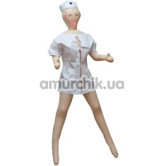 Секс-кукла Naomi Night Nurse Doll, телесная - Фото №1