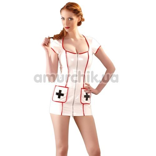 Костюм медсестры Black Level 2850907, белый - Фото №1