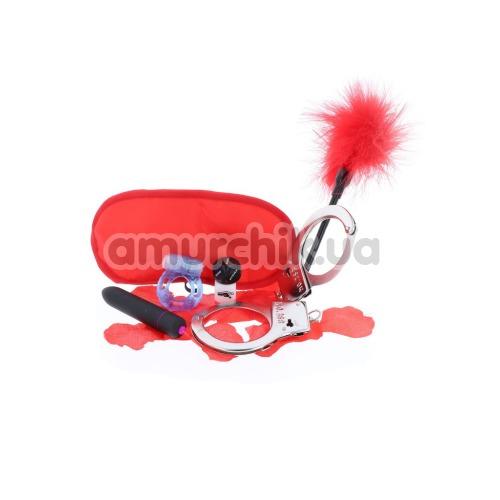 Набор The Naughty Birthday Kit, красный